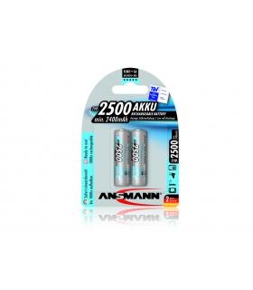 Ansmann Acumulator R6 maxE de 2500 mAh ambalati cate 2
