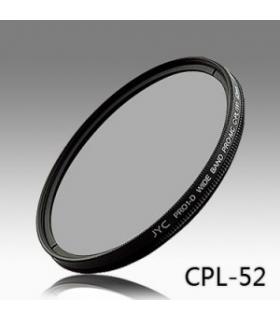 Filtru polarizare circulara JYC PRO-1D Super Slim MC 52mm