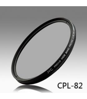 Filtru polarizare circulara JYC PRO-1D Super Slim MC 82mm