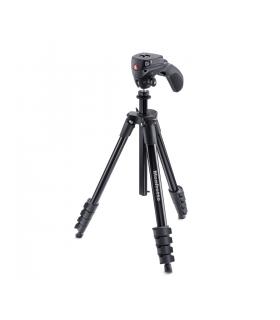 Manfrotto Action Black - trepied cu cap foto-video hibrid
