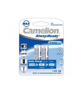 Camelion Always Ready NiMH 2500mAh - acumulatori R6 blister 2 buc