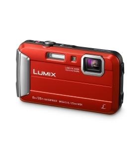 Panasonic Lumix DMC-FT30 Aparat Foto Subacvatic Rosu