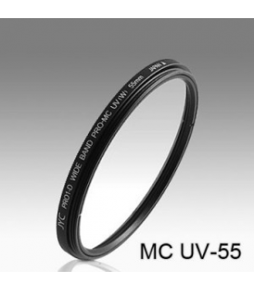 Filtru UV JYC PRO1-D Super Slim Wide Band MC 55mm
