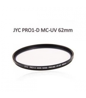 Filtru UV JYC PRO1-D Super Slim Wide Band MC 62mm