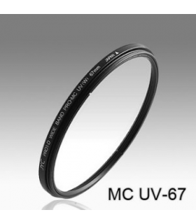 Filtru UV JYC PRO1-D Super Slim Wide Band MC 67mm