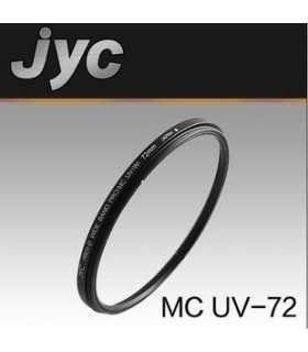 Filtru UV JYC PRO1-D Super Slim Wide Band MC 72mm