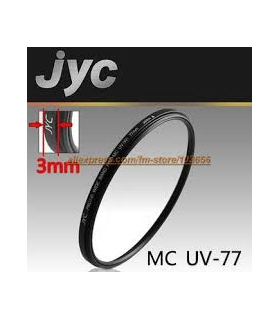 Filtru UV JYC PRO1-D Super Slim Wide Band MC 77mm