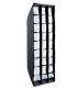 Linkstar Foldable Striplight Softbox + Honeycomb QSSX-30150HC 30x150 cm