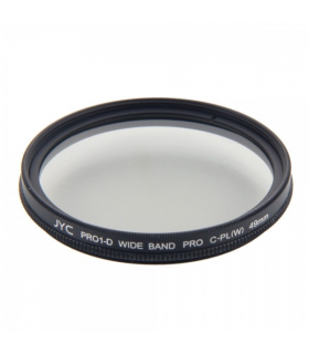 Filtru polarizare circulara JYC PRO-1D Super Slim MC 49mm
