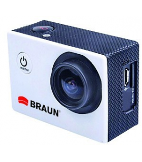 Camera video sport Braun Paxi young -Gri