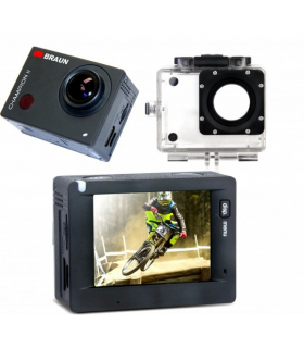 Camera video sport Braun Champion II Full HD