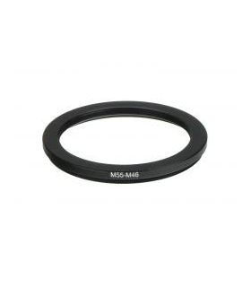 Inel reductie Step-down metalic de la 55-46mm