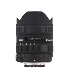 Sigma 8-16mm f/4.5-5.6 DC HSM - Canon EF-S