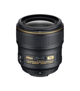 Nikon 35mm f/1.4G - Obiectiv AF-S NIKKOR