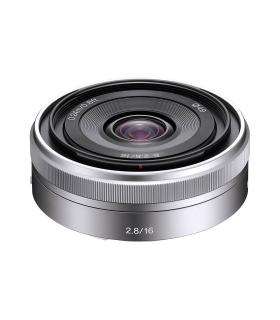 Sony 16mm f/2.8 pancake - pentru NEX