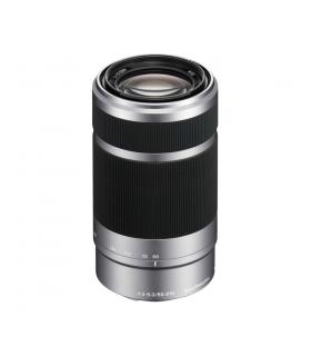 Sony 55-210mm F4.5-6.3 OSS Obiectiv Sony E, Argintiu