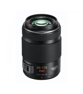 Panasonic 45-175mm F4-5.6 Lumix G O.I.S. Obiectiv MFT negru