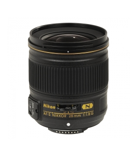 Nikon AF-S 28mm f/1.8G NIKKOR