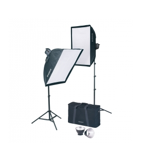 Kaiser 3165 Studiolight 1010  - Set 2  lumini de studio 1000W