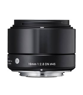 Sigma 19mm Obiectiv Foto Mirrorless F2.8 DN Montura MFT