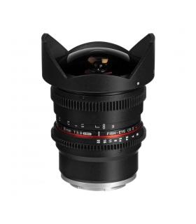 Samyang 8mm T3.8 VDSLR CSII Obiectiv Fish-eye Montura Sony E