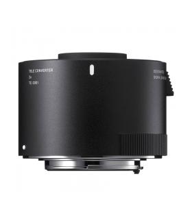 Sigma TC-2001 - teleconvertor 2x, Canon EF