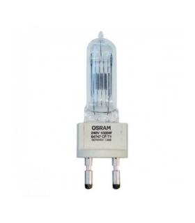 Osram 64747 - bec halogem 1000W 230/240V G22