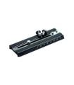 Manfrotto 501P - placuta quick release lunga pentru 701HDV