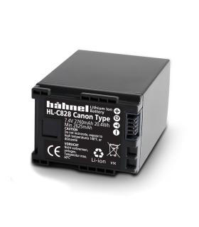 Hahnel HL-C828 - acumulator Li-Ion tip Canon BP-827/BP-828, 2760mAh