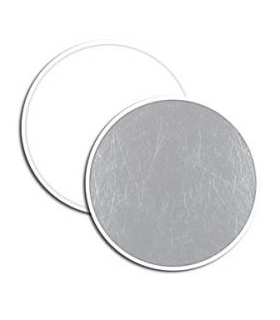 Blenda 2in1 30cm Silver/White