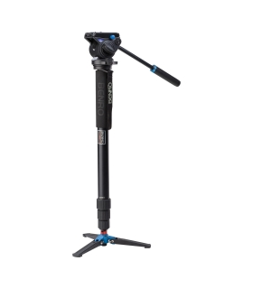 Benro A48TDS4 Fluid video monopod