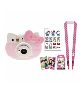 Fujifilm Instax Mini Hello Kitty + pachet 10 filme