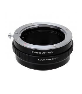 Fotodiox Lens Mount Adaptor Lentile Sony-a la Camere Sony NEX E-Mount