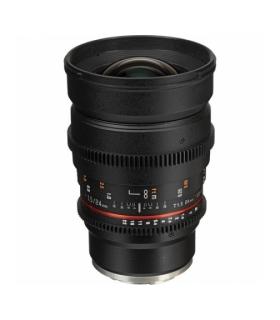 Samyang 24mm T1.5 Nikon VDSLR II