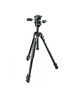 Manfrotto MK290XTA3-3W - Kit Trepied Foto + Cap 3-way