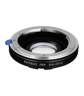 Fotodiox Lens Mount Adapter - inel adaptor Nikon F - Sony A