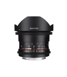 Samyang 8mm T3.8 VDSLR UMC Fisheye CS II - Micro 4/3