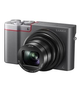 Panasonic Lumix DMC-TZ100 Aparat Foto Compact 20.1MP 4K Argintiu