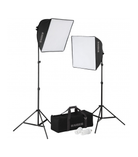 Kaiser 3167 studiolight E70 Kit - set lumina continua