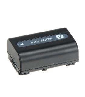 Power3000 PL600D.142 - acumulator replace tip NP-FV50 pentru Sony