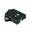 Manfrotto - adaptor cu placuta 394