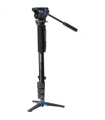 Benro A48FDS4 - monopod video, cap fluid