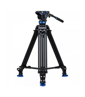 Benro - Kit Trepied A673T + Cap Video S8