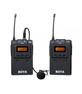 Boya UHF Lavalier Microphone Wireless BY-WM6