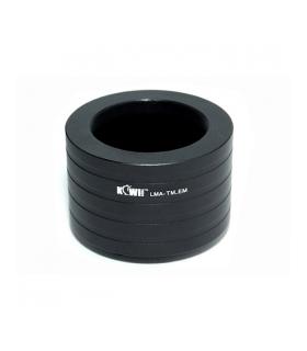 JJC LMA-TM_EM Adaptor obiective montura T pe Sony NEX3/NEX5