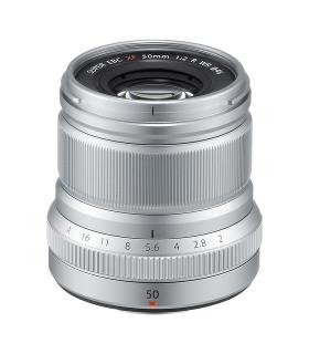 Fujifilm 50mm F2 R WR XF Obiectiv FujiFilm X Argintiu