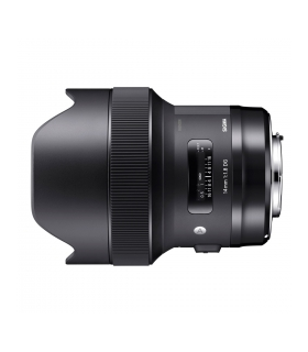 Sigma Obiectiv 14mm f/1.8 DG HSM Art - montura Canon, negru