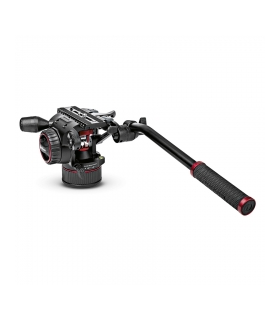 Manfrotto MVHN8AH Nitrotech - Cap video fluid