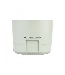 JJC Parasolar pentru obiectiv Canon ET-83D, alb