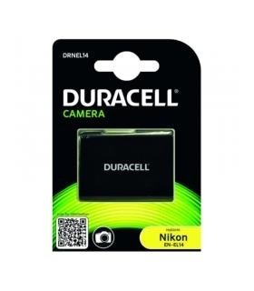 Duracell DRNEL14 - Acumulator replace Li-Ion tip Nikon EN-EL14a, 1300mAh